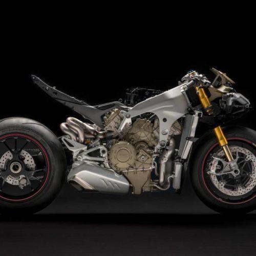 Ducati vai adaptar a aerodinâmica do Moto GP às suas motos de série