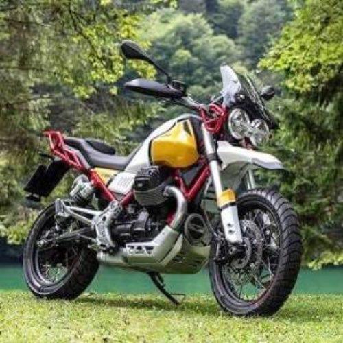 Moto Guzzi V85 TT é uma das mais aguardadas do EICMA 2018