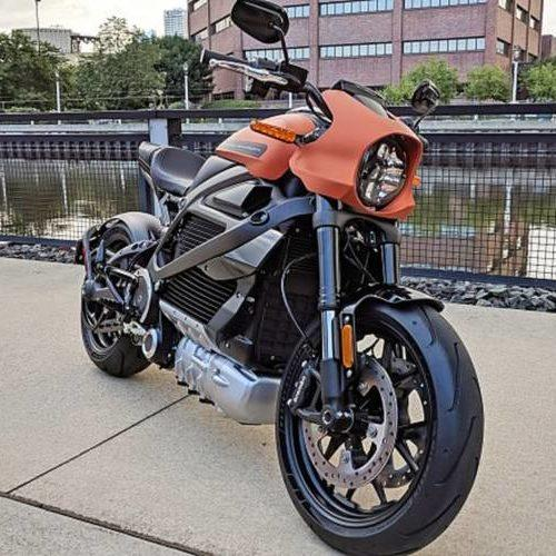 Harley-Davidson mostra LiveWire totalmente nova