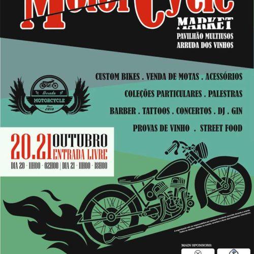 Arruda Motorcyle Market é já este fim-de-semana