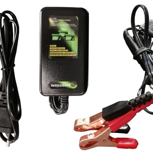 SCVouga comercializa carregadores de baterias da HJ