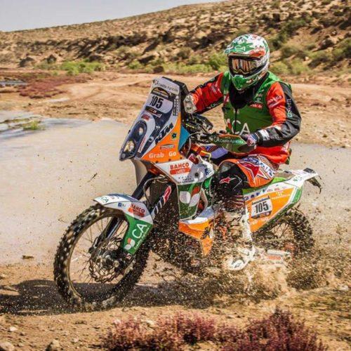 Mário Patrão vai participar no Rali de Marrocos