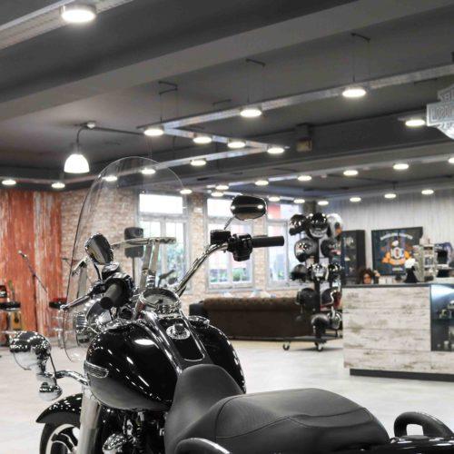 Harley-Davidson regressa com a Open House