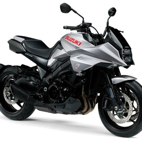 Suzuki revela nova GSX-S Katana