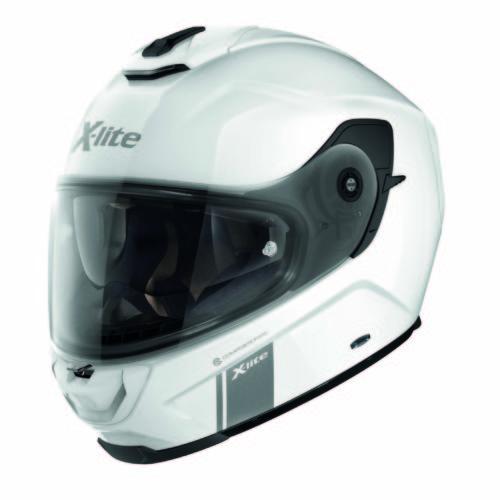 Novo capacete X-903 N-Com da X-Lite