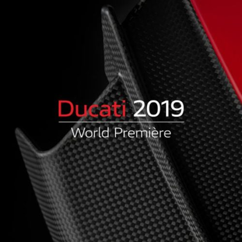 Estes são os ailerons da novas Ducati Panigale V4