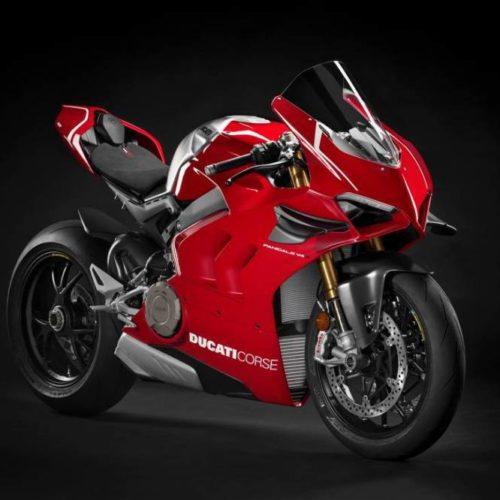 Ducati mostra versão definitiva da Panigale V4R