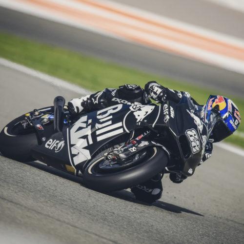 Elf apoia equipa de Miguel Oliveira na estreia em MotoGP