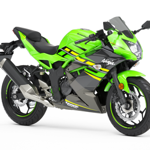 Kawasaki lança no mercado as novas Z125 e Ninja 125
