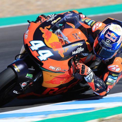 Miguel Oliveira já testou a sua novo moto para 2019