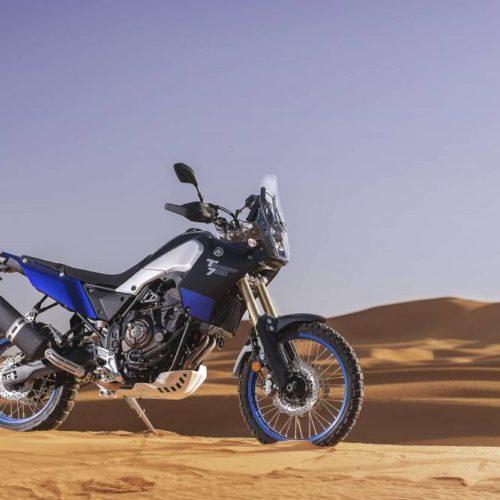 Yamaha Ténéré de regresso depois do concept de 2016