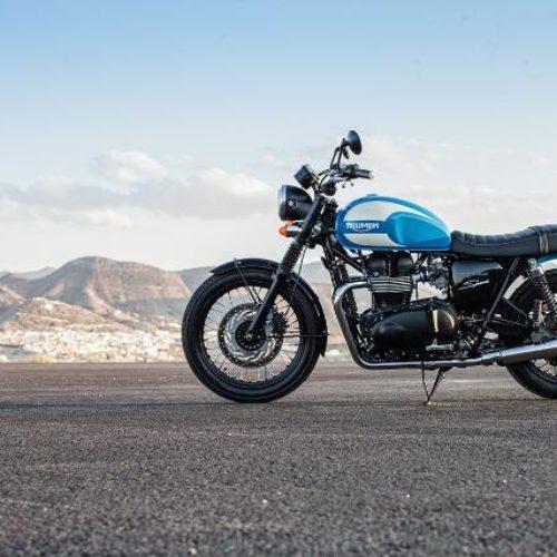 Triumph dedica ação de vendas às motos de serviço