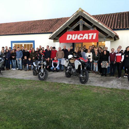 Ducati Lisboa reúne clientes e amigos em almoço de Natal