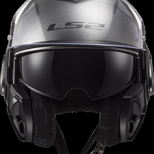 SC Vouga lança capacete LS2 FF399 Jeans