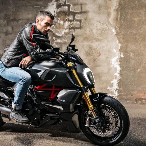Ducati começa produção da Diavel 1260 em Bolonha
