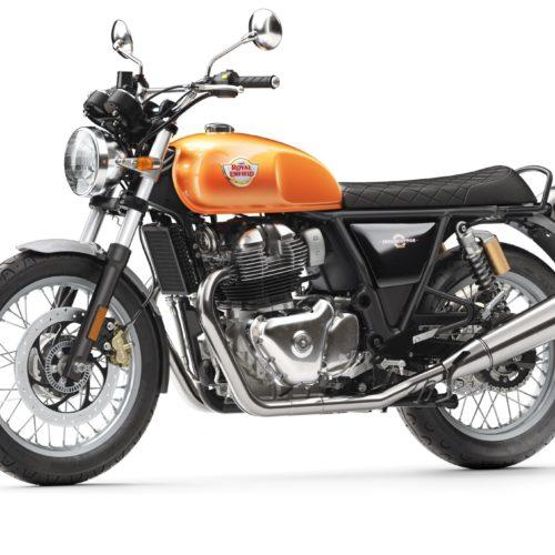 Royal Enfield Interceptor 650 eleita Moto do Ano 2019 na Índia