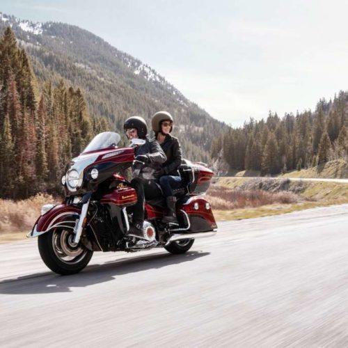 Indian Motorcycle lança edição limitada Roadmaster Elite