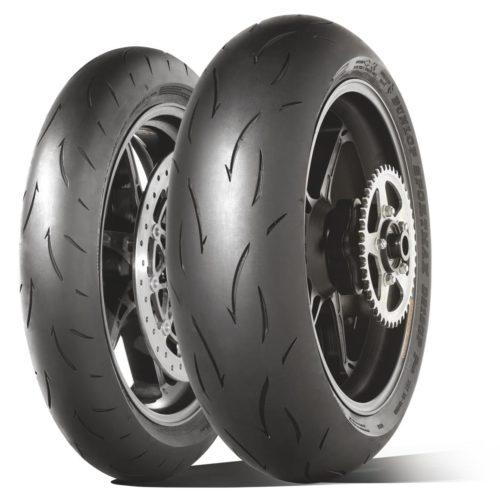 Dunlop é novo fornecedor de pneus da taça da Europa Yamaha R3 Blu Cru