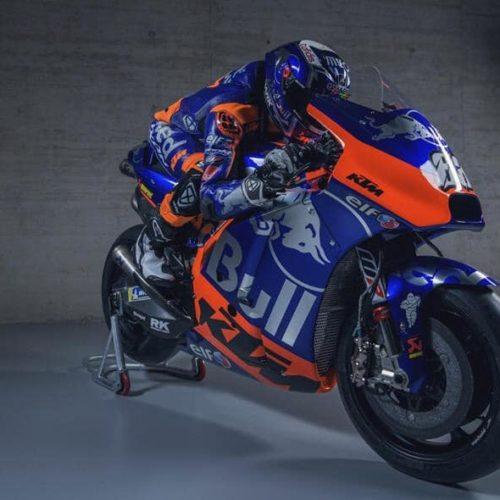Moto de Miguel Oliveira já tem cor