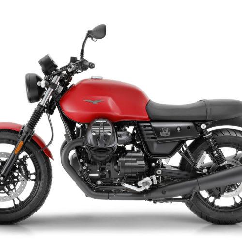 V7 III Stone da Moto Guzzi  vê o preço reposicionado em Portugal