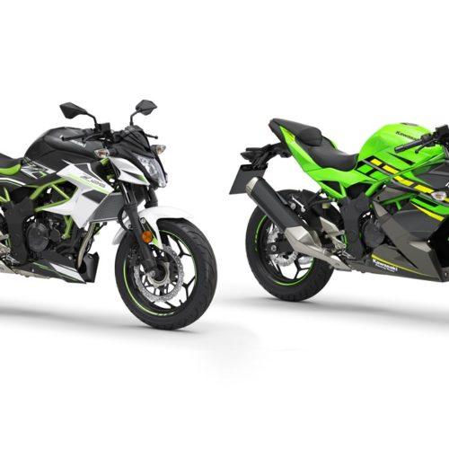 Kawasaki oferece campanha de 0% de juros em toda a sua gama