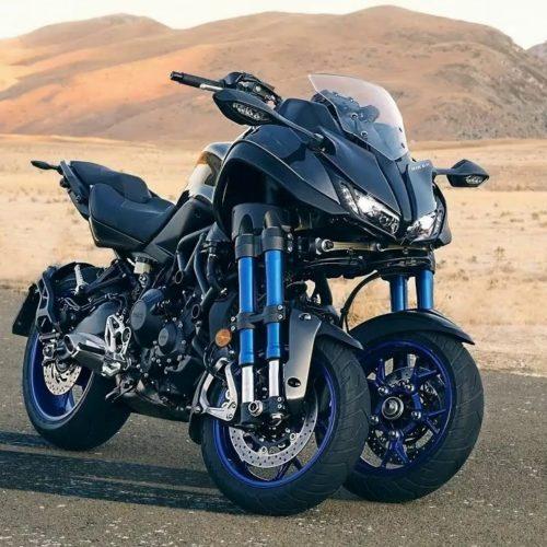 Open Day Yamaha Niken foi evento de sucesso da Motor 7