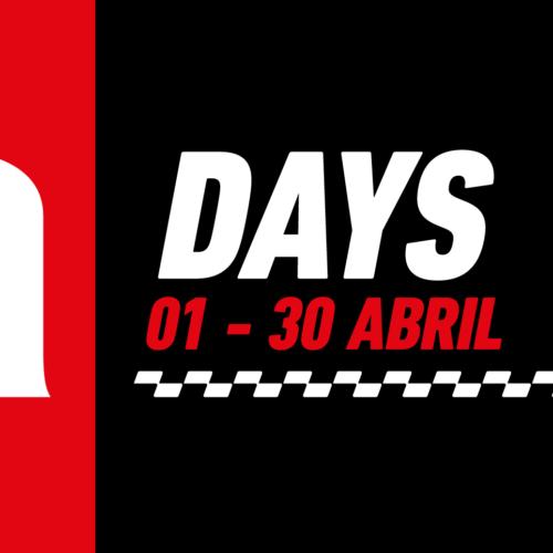 Aprilia Portugal lança campanha Aprilia a Days