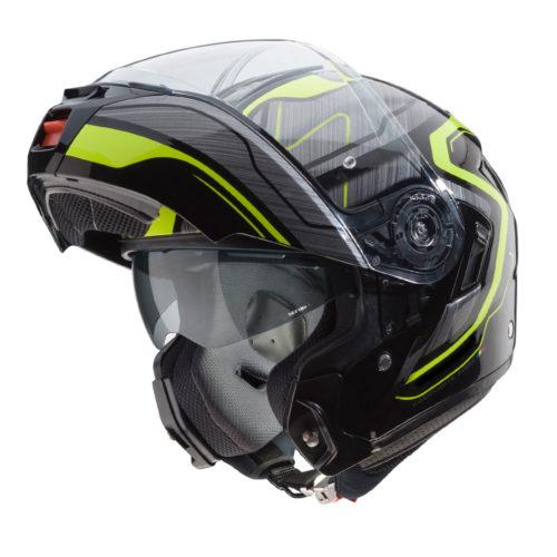 Salgados Motos lança novo capacete da marca Caberg