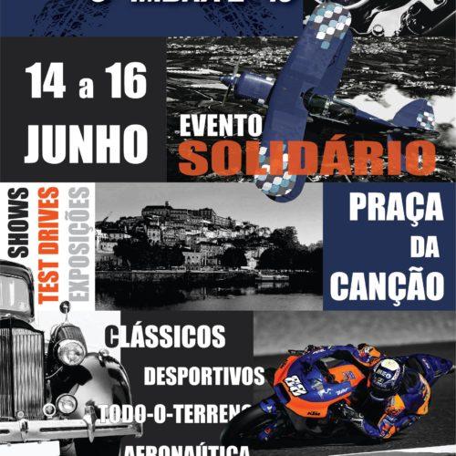 Coimbra Motor Show 2019 decorre já em junho