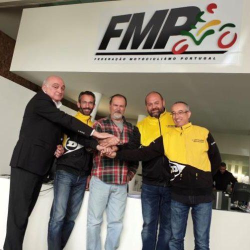 Dunlop renova acordo com a FMP