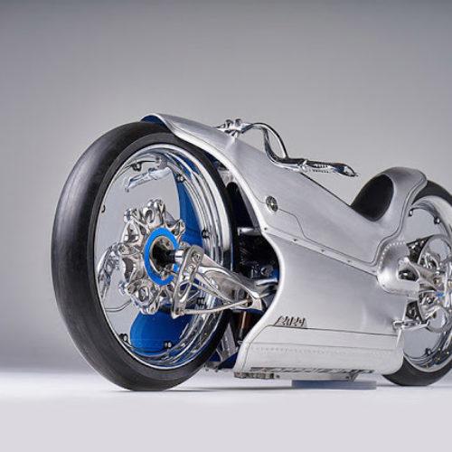 Fuller Moto imagina a 2029 numa homenagem à Majestic