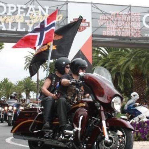 Maior concentração de Harley-Davidson do mundo é em Cascais