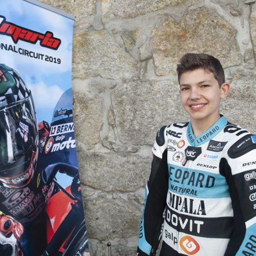 Kiko Maria quer iniciar temporada no Estoril entre os mais rápidos