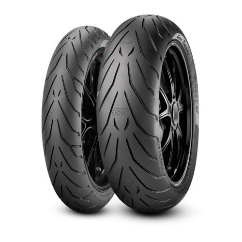 SCVouga já comercializa o novo Pirelli Angel TM GT II