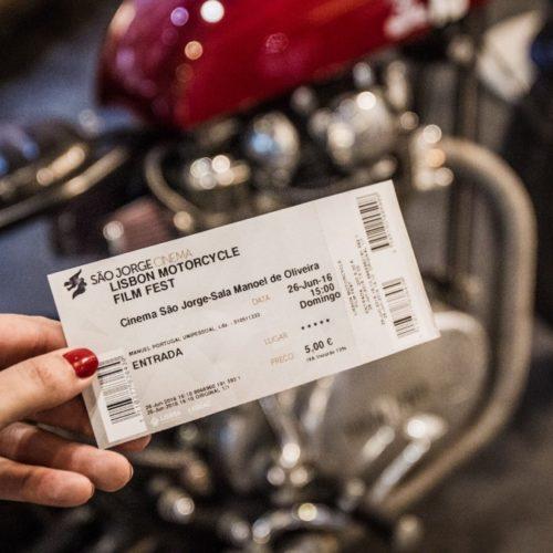 Bilhetes para o Lisbon Motorcycle Film Fest já estão à venda