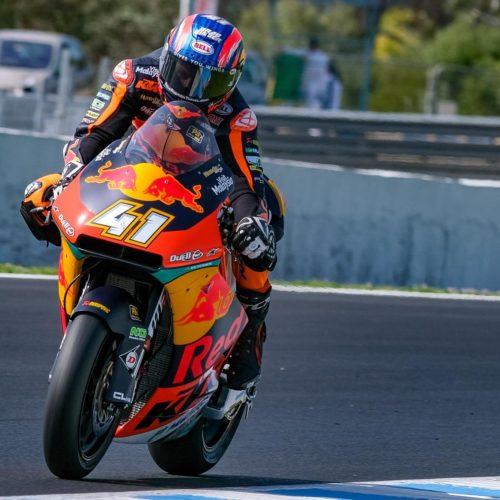 Dunlop introduz novos pneus de Moto2TM para o GP de Espanha