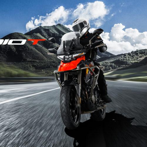 Zontes 310 T é a nova trail da marca chinesa