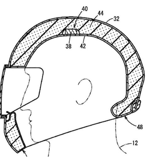 Honda estuda desenvolvimento de capacetes inteligentes