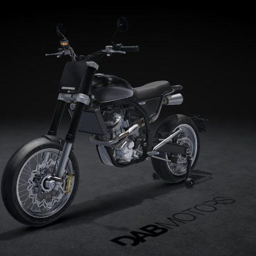 DAB Motors personaliza Husqvarna 510