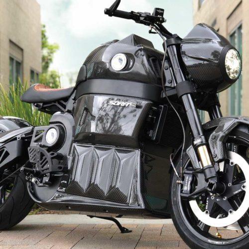 Lito Motorcycles mostra segunda geração do modelo Sora