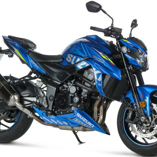Suzuki GSX-S 750 A2 com série especial MotoGP