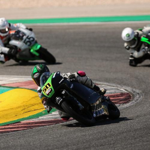 Team Motoclube Loulé tem jornada positiva no Campeonato Nacional de Velocidade