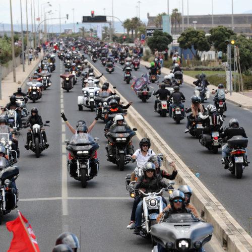 Evento da Harley-Davidson em Cascais foi um sucesso segundo a organização