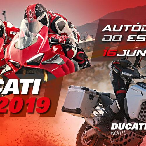 Ducati Day já tem data para Portugal