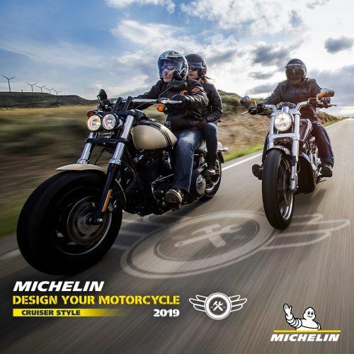 """Michelin lança primeira edição do concurso """"Design your Motorcycle"""""""