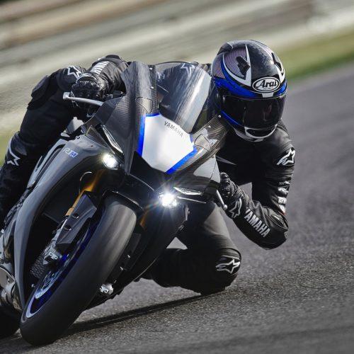 Yamaha revela nova YZF-R1M 2020