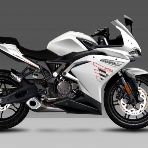Nova marca de motos Voge chega a Portugal pela Desmotron