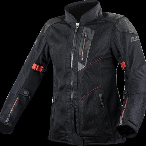 LS2 comercializa novo casaco Alba e calças Vento
