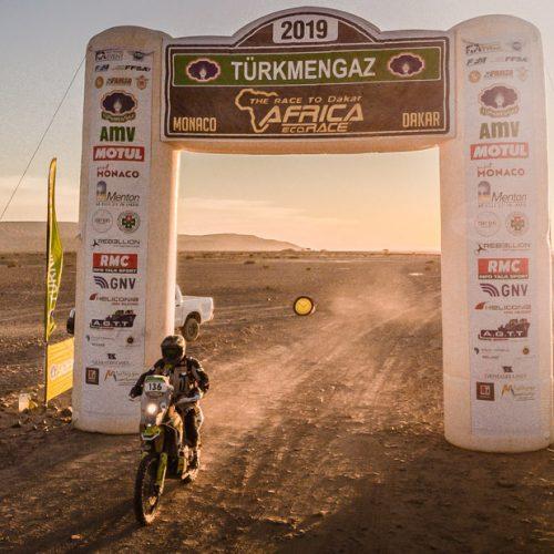 Três portugueses vão ao Africa Eco Race em Moto