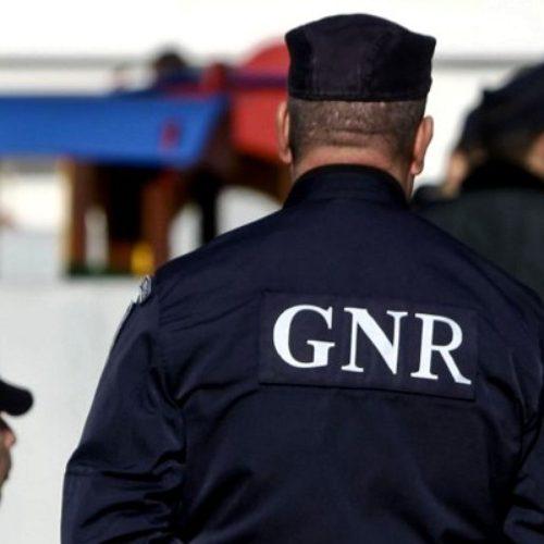 GNR faz ação de técnicas de condução defensiva no Estádio do Algarve